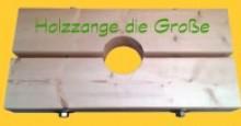Holzzangen