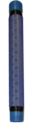 Gewebefilter DN 115 - 4 1/2 Zoll Feinsandfilter 0.21mm