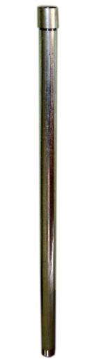 1.2m  Starkwandrohr 1 1/4 Zoll für Schlagbrunnen verzinkt