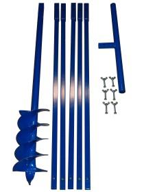 Brunnenbau Erdbohrer Set 6m 150mm