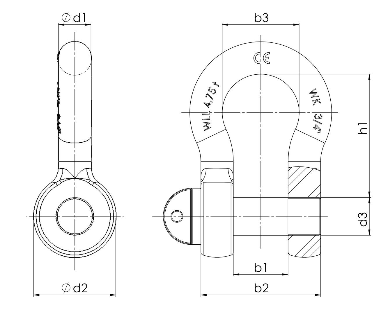 Plunscher 76mm