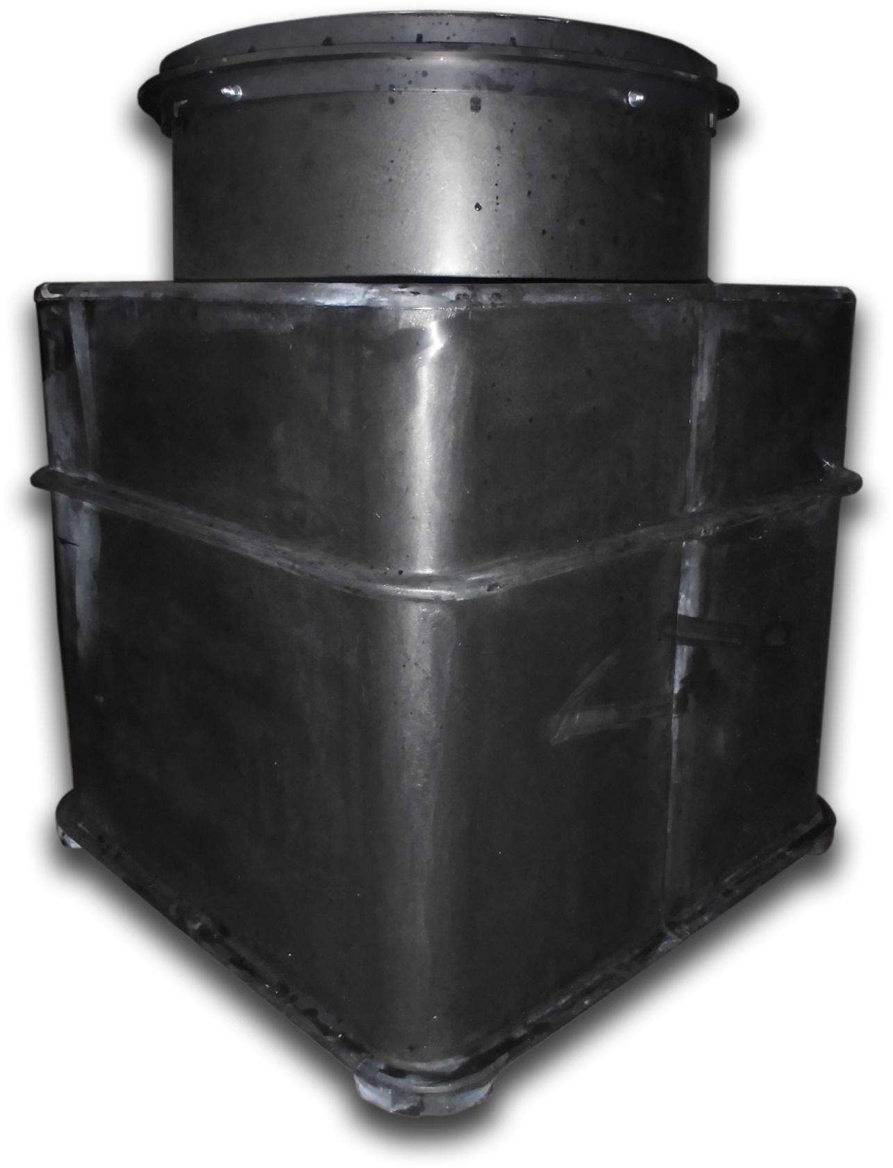 Brunnenschacht PE Brunnenstube