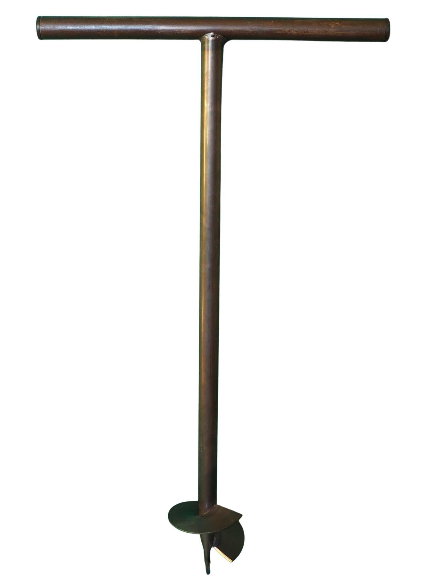 Erdbohrer 140mm 14cm - 1m Pflanzlochbohrer