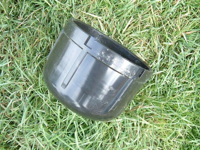 Ansaugfilter P115 Feinsandfilter f. Wasser max. 6000l/Stunde Gartenpumpe Vorfilter