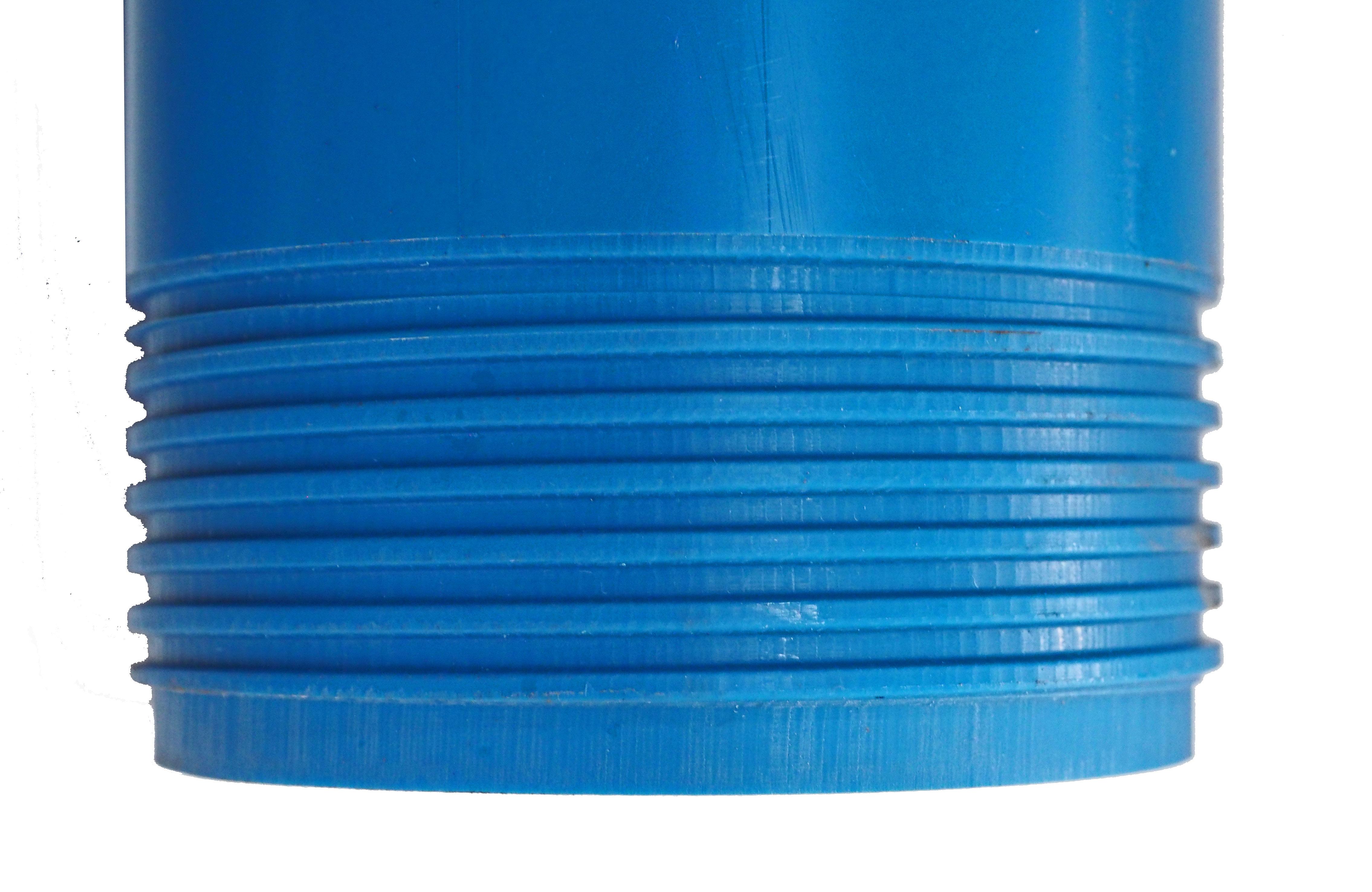 Brunnenrohr DN 100 4 Baulänge 2m