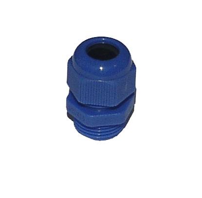 Kabeldurchführung metrisch 20 x 1,5 blau
