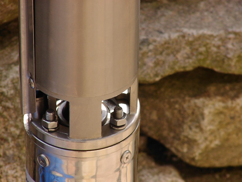 Tiefbrunnenpumpe 4 Zoll Orlando ST1308 5,4 bar 4200l