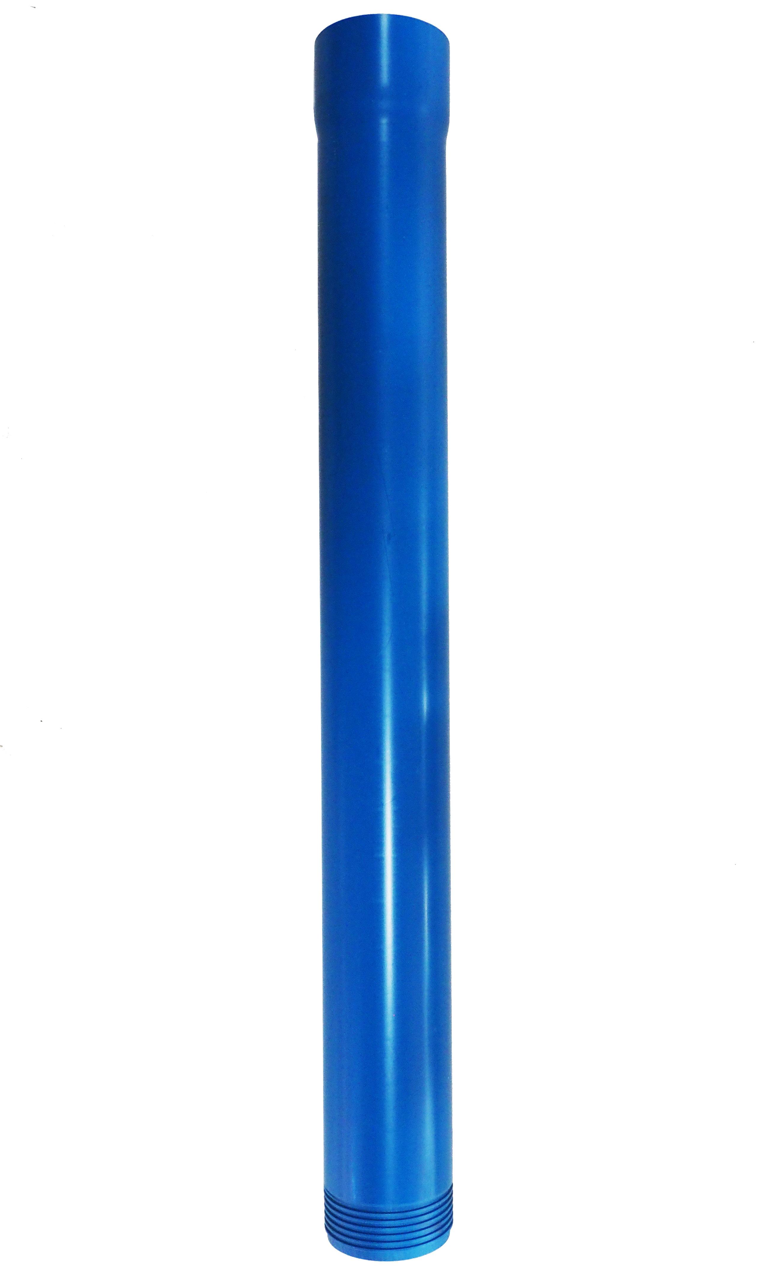 Brunnenrohr DN 115 - 4 1/2 Baulänge 2m
