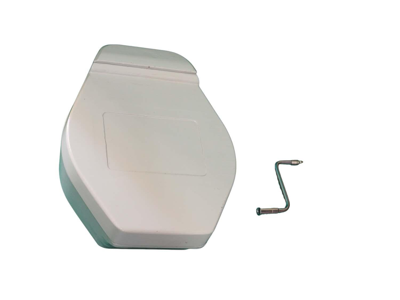 Brunnenkappe DN 125 5 Zoll Grundwassermessstelle