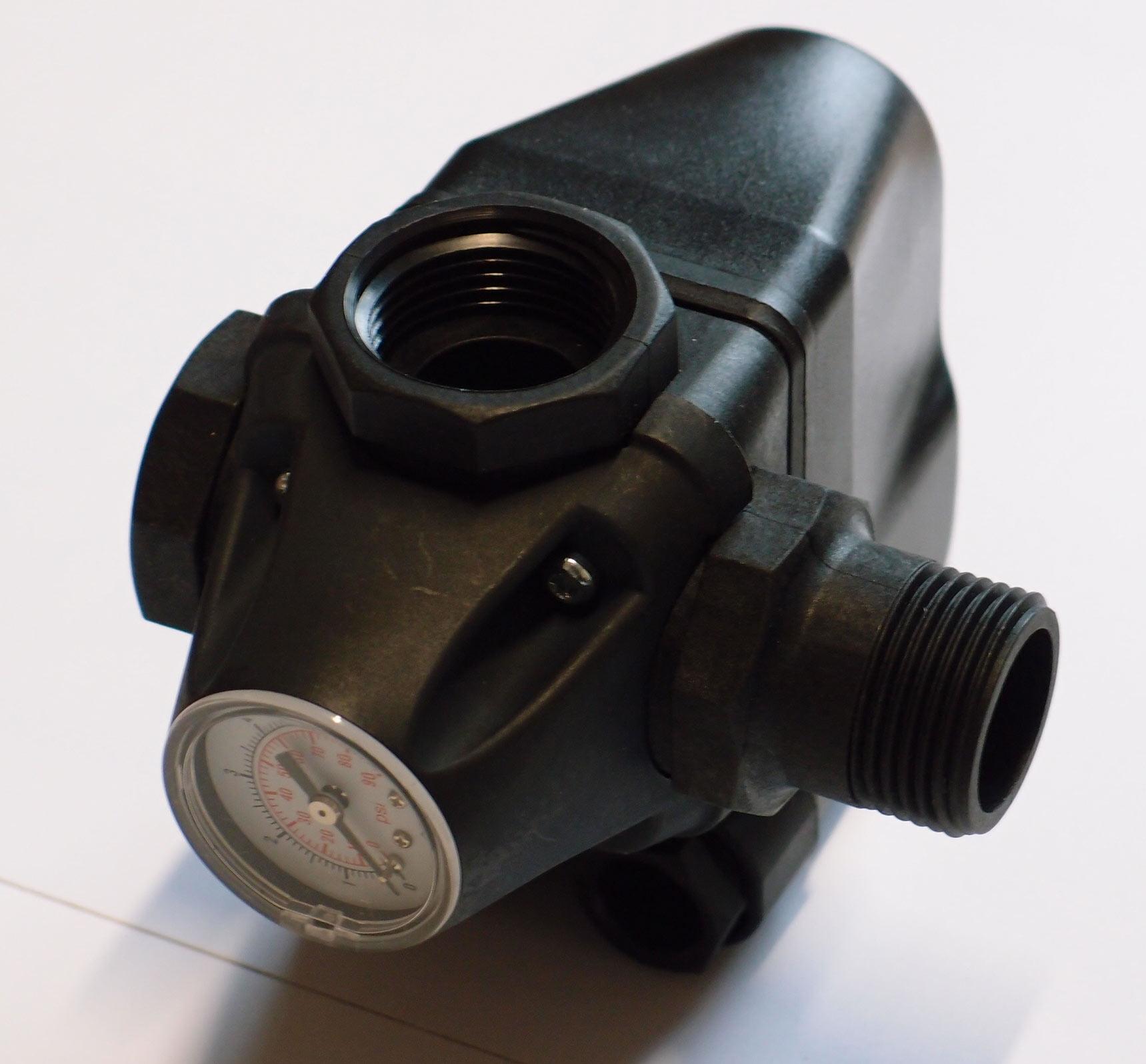 Druckschalter PM 5 3 W 1-5 bar für Hauswasserwerk oder Gartenpumpe