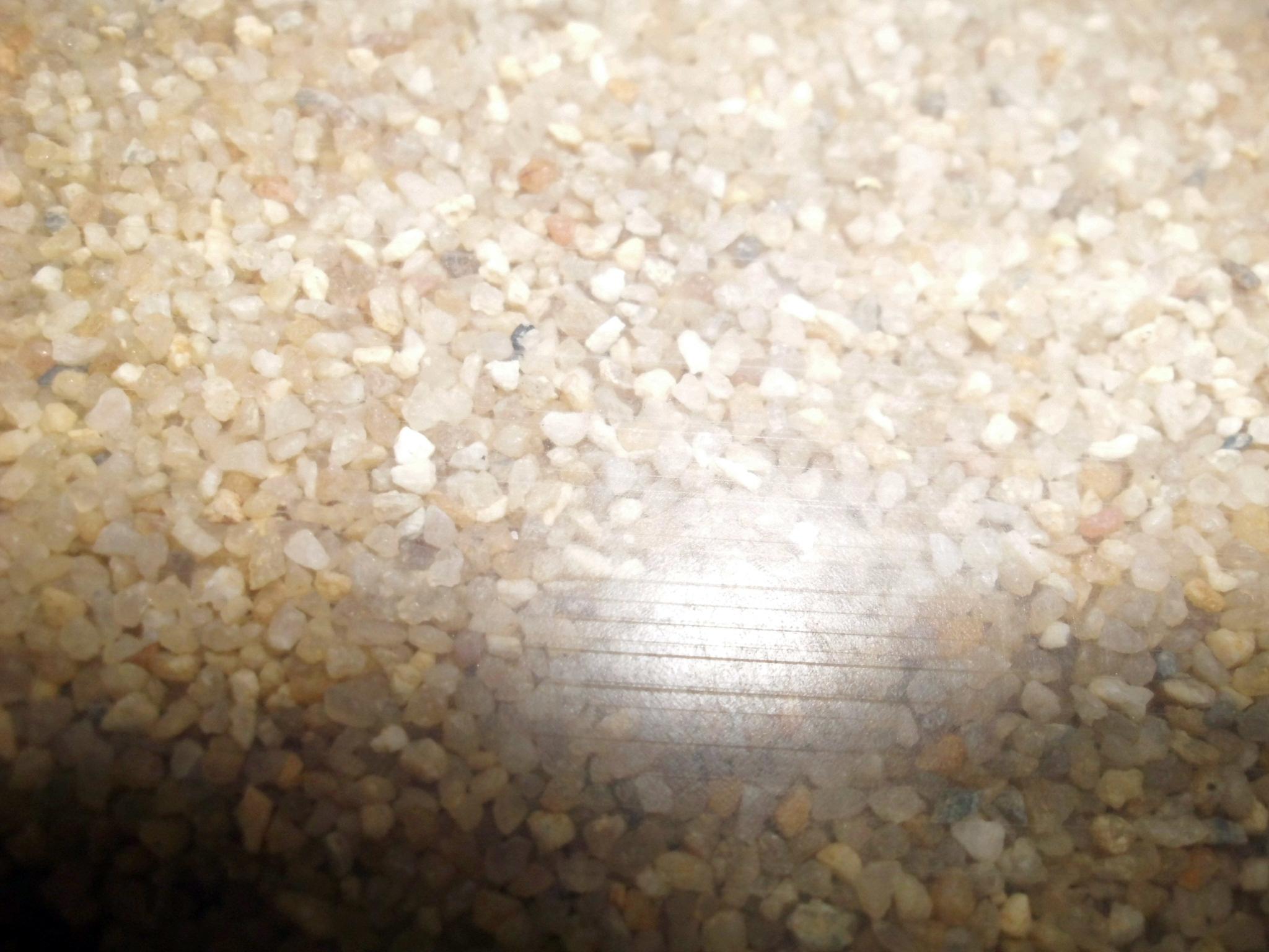 Filterkies  0,71 - 1,25 mm Filterquarz