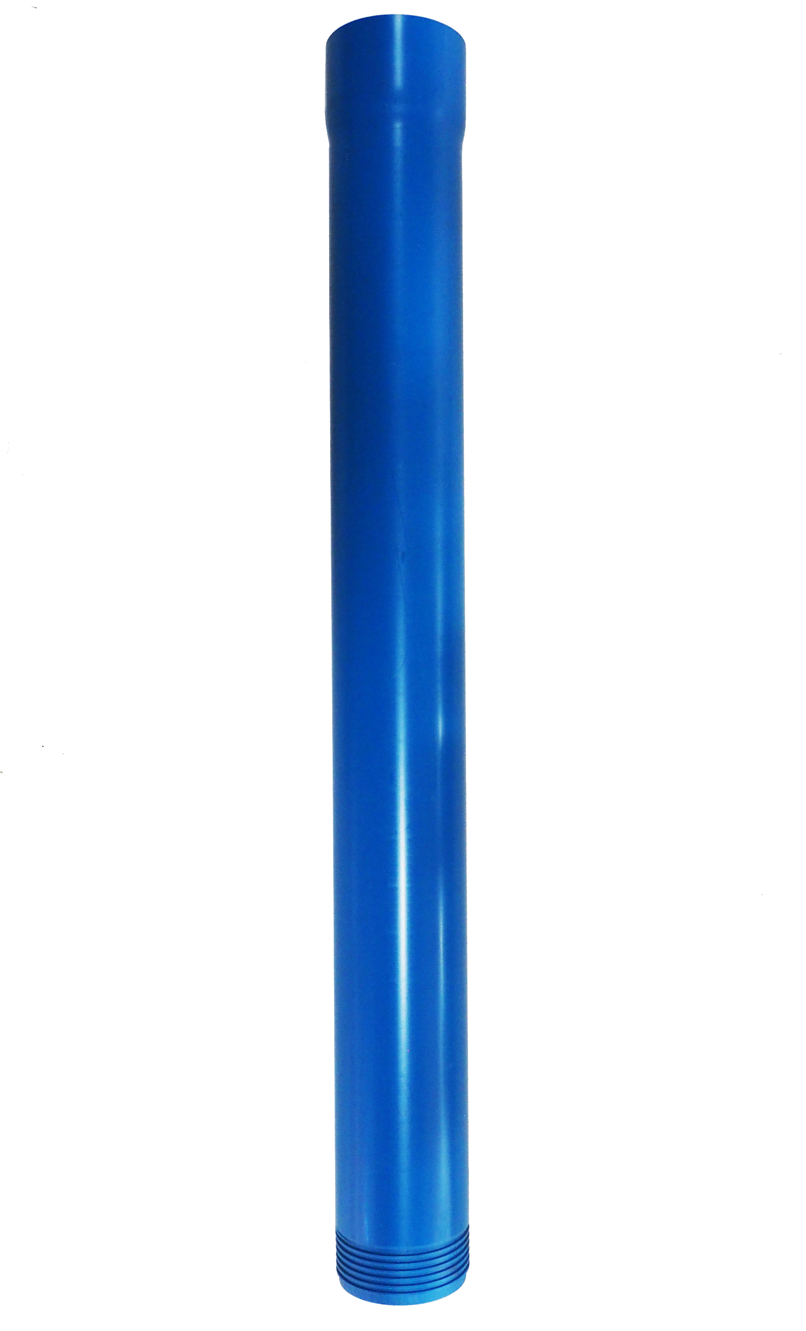 Brunnenrohr DN 40 1 1/2 Baulänge 1m