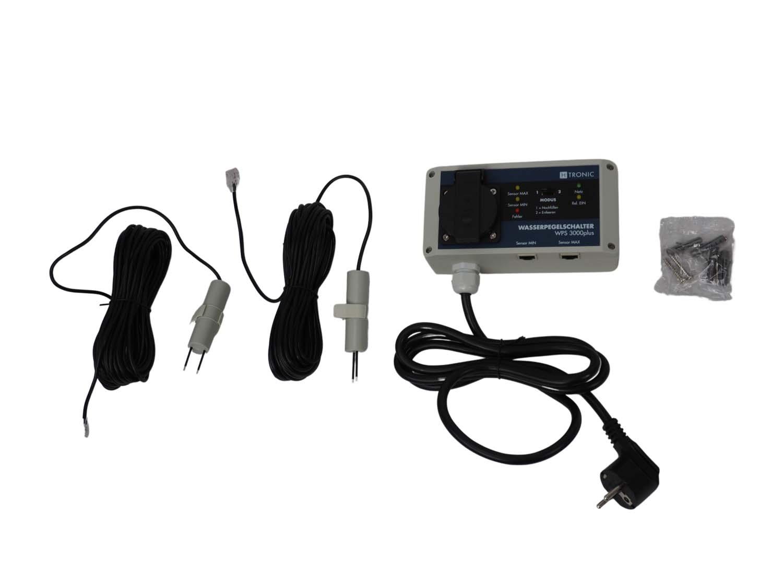 Trockenlaufschutz Wasserpegelschalter WPS 3000