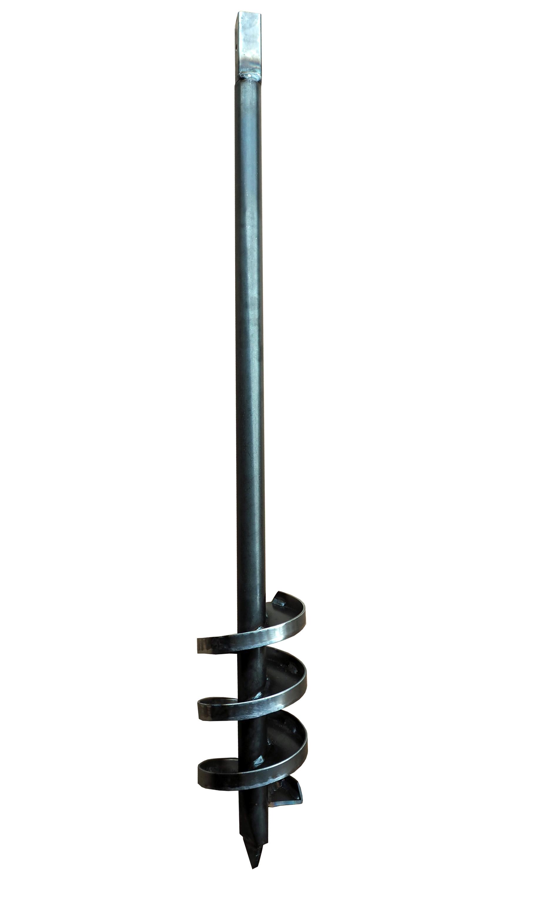6m Set Brunnenbohrer 145mm mit Aufkantung