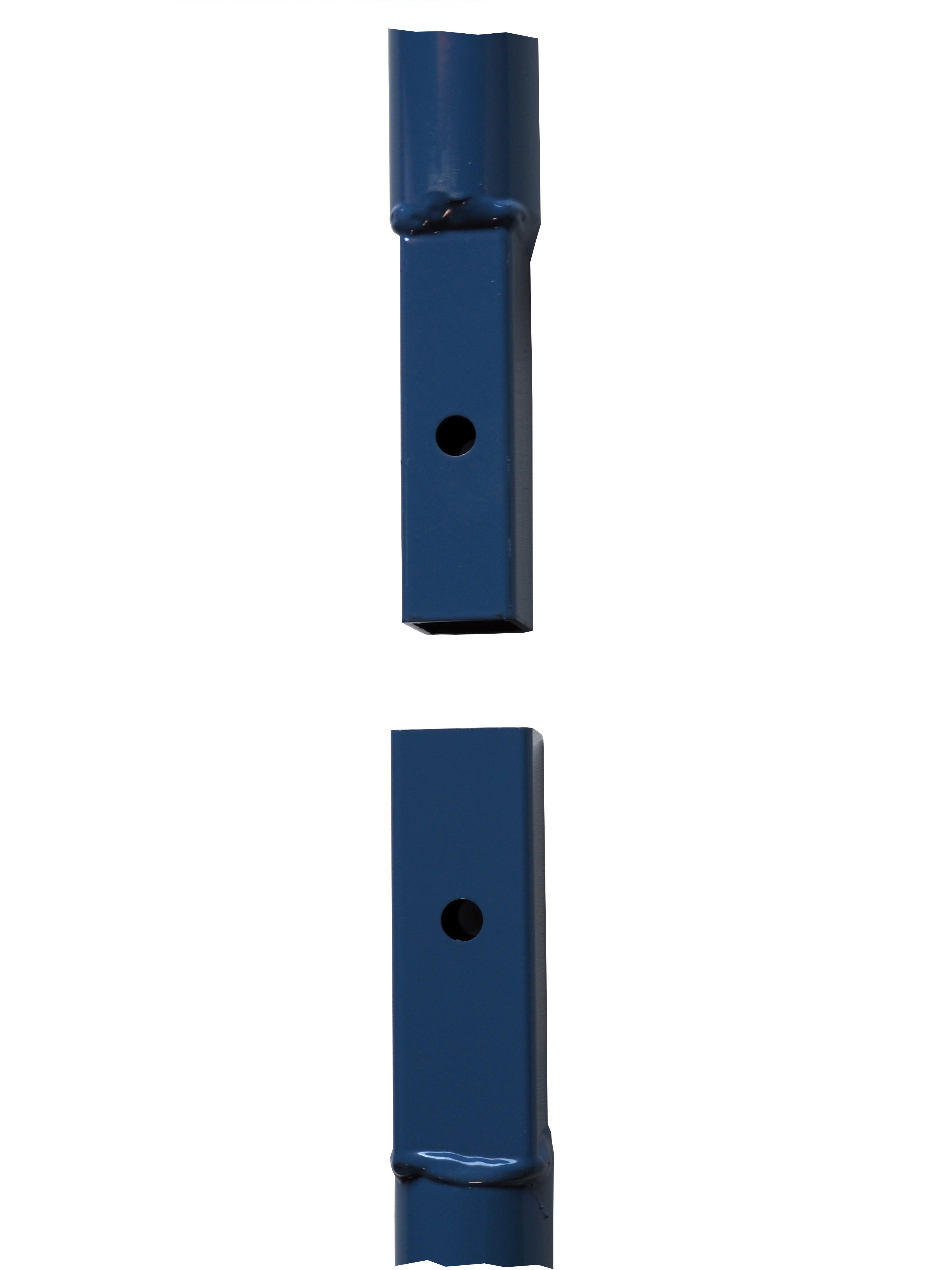 12m Set Brunnenbohrer 125mm mit Aufkantung