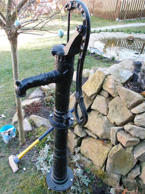 Rammbrunnen Anleitung kostenlos - Schlagbrunnen selber bauen