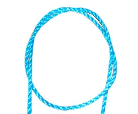 stabiles Kunstfaserseil 8mm Farbe: blau