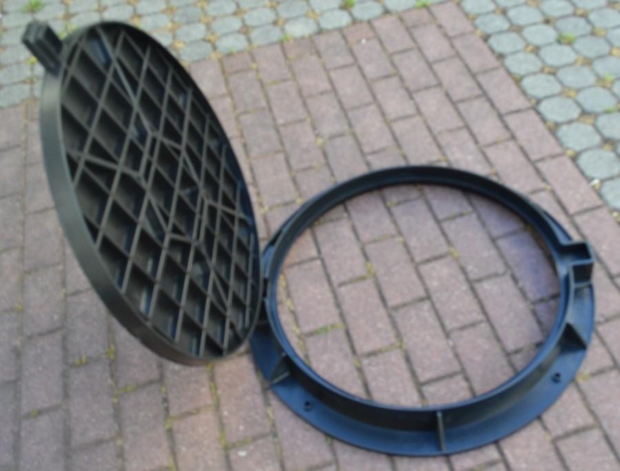 Schachtabdeckung Brunnendeckel