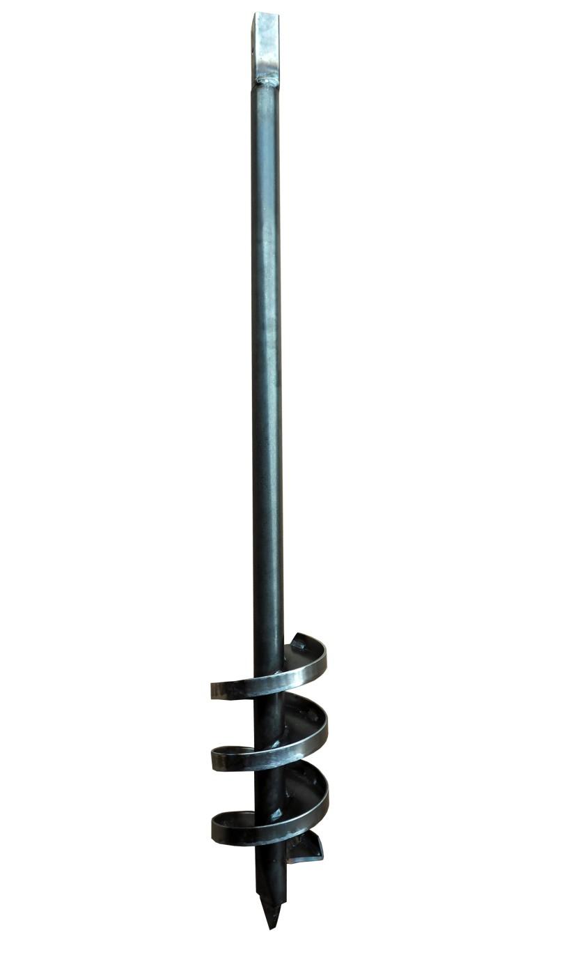 4m set brunnenbohrer 145mm mit aufkantung. Black Bedroom Furniture Sets. Home Design Ideas