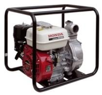 Honda - WH20X Benzin Wasserpumpe - Motorpumpe 4-Takt