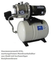 Hauswasserwerk EPA-P 11-3 60 Liter Kessel