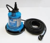 Flachsauger Schmutzwasserpumpe von SIMER
