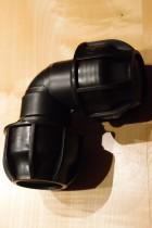 PE Winkelverschraubung 1 x 32mm PVC
