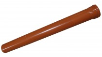 KG Filterrohr 125 - 125x3,2mm Rohr