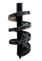 2m Set Brunnenbohrer 145mm mit Aufkantung